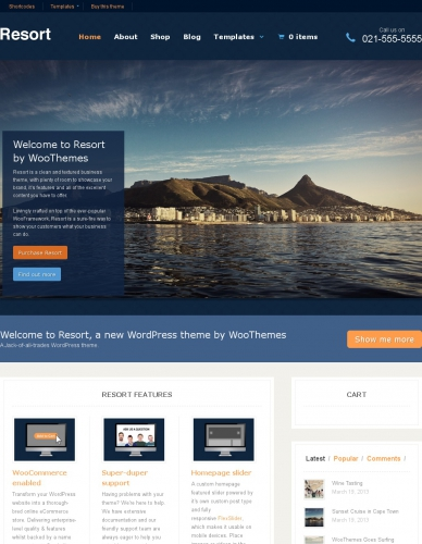WOO Resort