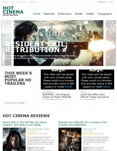 Hot Cinema