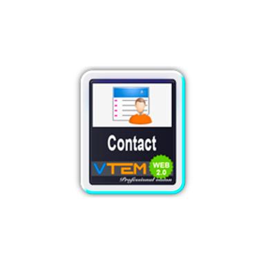 VTEM Quick Contact