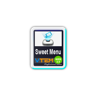 VTEM Sweet Menu