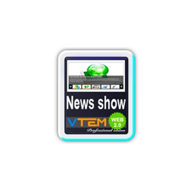 VTEM News Show