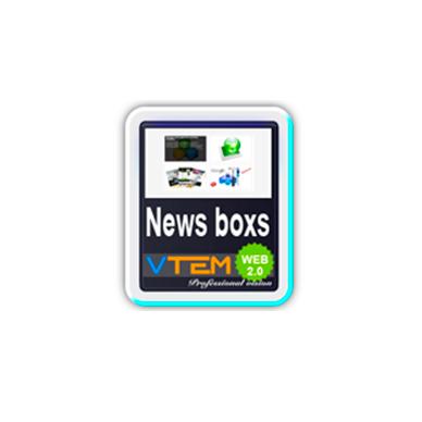 VTEM News Boxs
