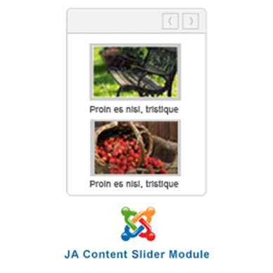 JA Content Slider