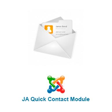 JA Quick Contact