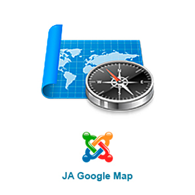 JA Google Map