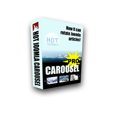 Hot Joomla Carousel Pro