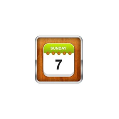 JTAG Calendar