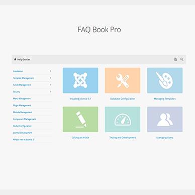 FAQ Book Pro