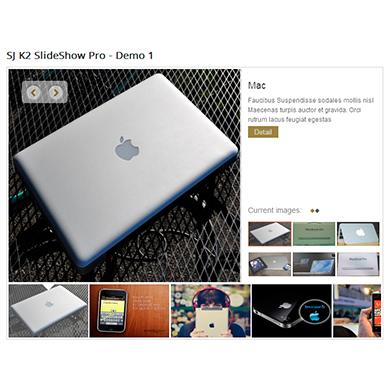 SJ Slideshow Pro for K2
