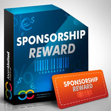 Sponsorship Reward