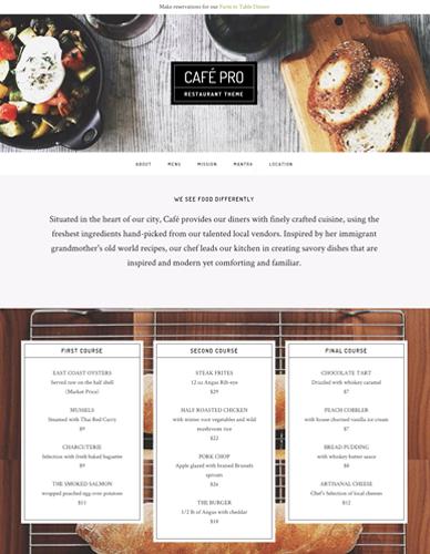 SP Cafe Pro