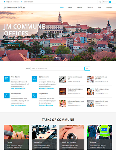 JM Commune Offices
