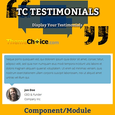 TC Testimonials