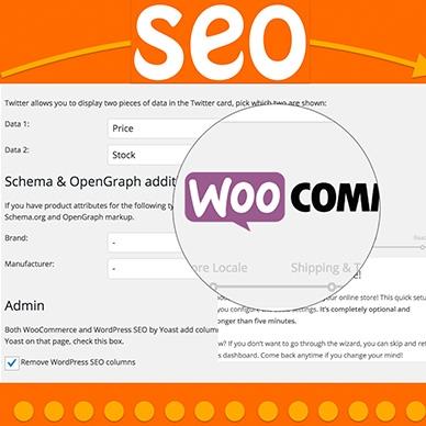SEO плагин WooCommerce от Yoast