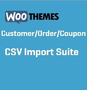Woocommerce Customer Order CSV Import Suite