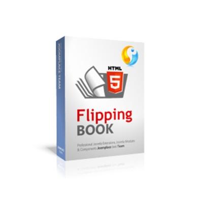 HTML5 Flipping Book Joomla