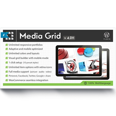 Media Grid