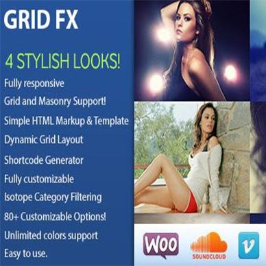 Grid FX Responsive Grid Plugin for WordPress