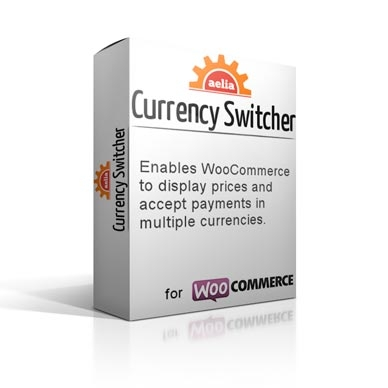 Currency Switcher Aelia for WooCommerce