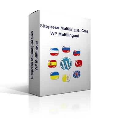 Sitepress Multilingual Cms