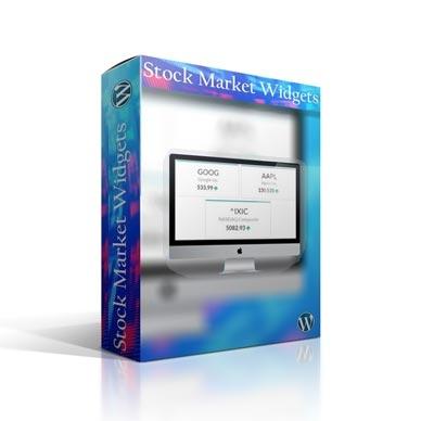 Stock Market Widgets
