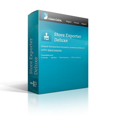 Store Exporter Deluxe