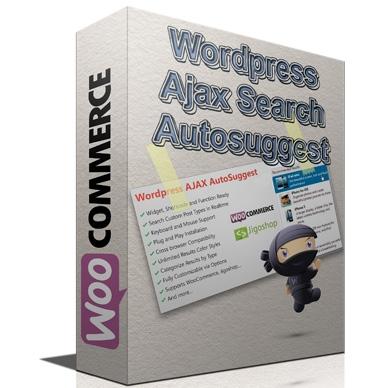 AJAX Search & AutoSuggest Plugin