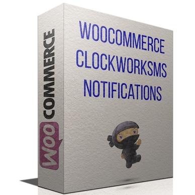 WooCommerce Clockwork SMS Notifications