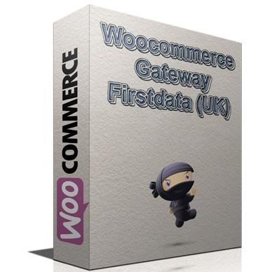 WooCommerce FirstDataUK Gateway