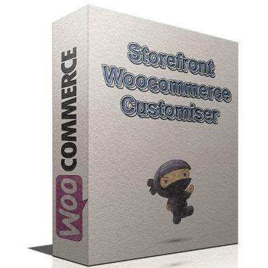 WooCommerce Storefront Customizer