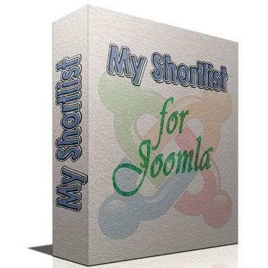 My Shortlist for Joomla