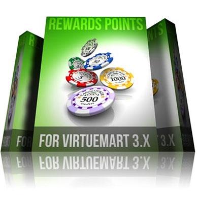 Reward Points for Virtuemart