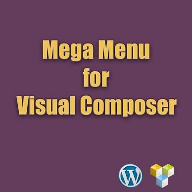 Mega Menu for Visual Composer
