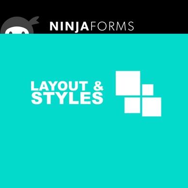 Ninja Forms Layout Styles