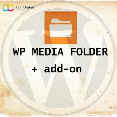WP Media Folder + addon