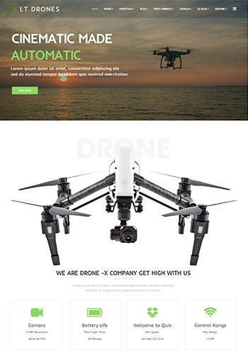 LT Drones