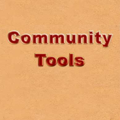 Community Tools