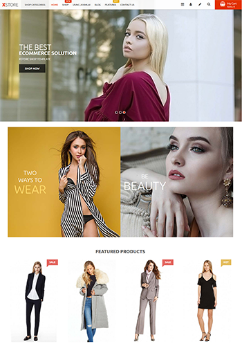 VM X Store