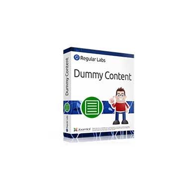 Dummy Content PRO