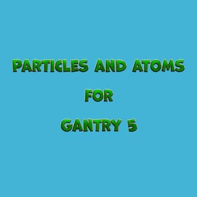 Particles for Gantry 5