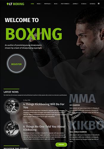 LT Boxing