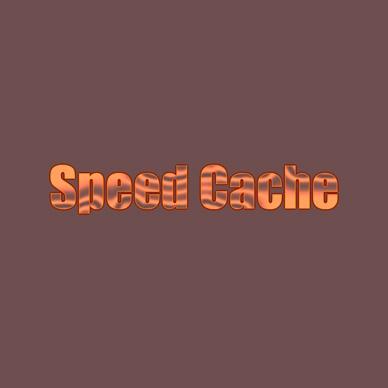 Speed Cache