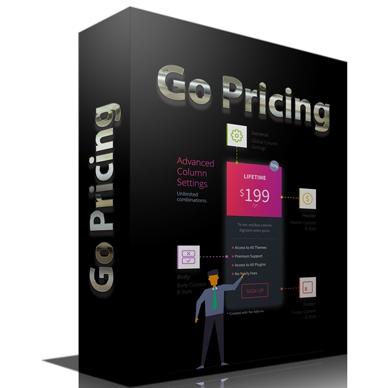 Go Pricing Wordpress