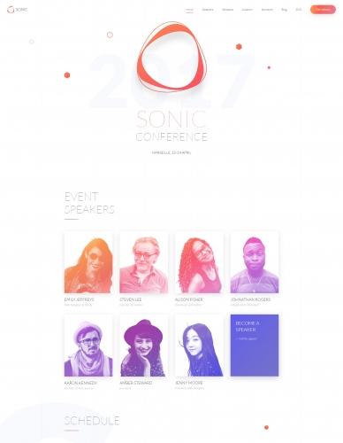WP Sonic
