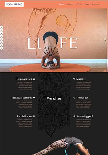 OS Yoga Studio