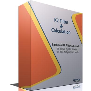 K2 Filter & Calculation