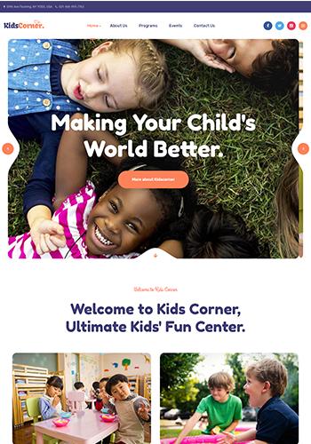 JA Kids Corner