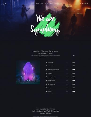 JA Symphony