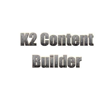 K2 Content Builder
