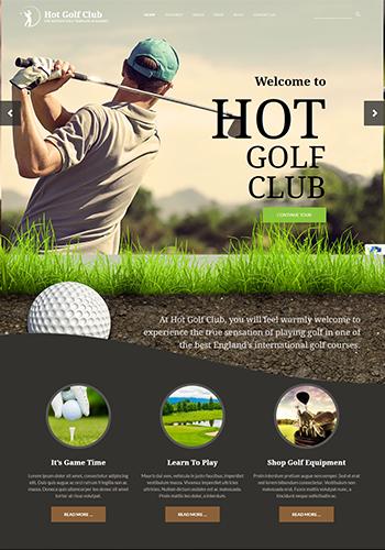 Hot WP Golf